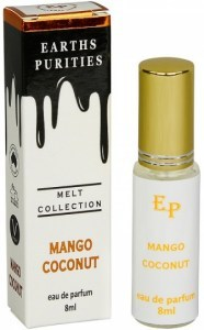 Earths Purities Melt Collection Mango Coconut Eau De Parfum 8ml