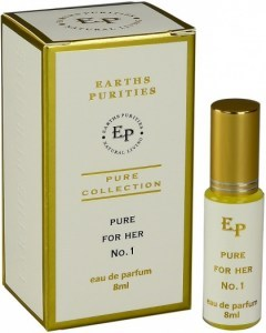 Earths Purities Pure Collection Pure for Her Eau De Parfum No.1 8ml