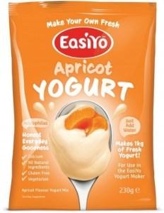 Easiyo Apricot Yogurt 230g