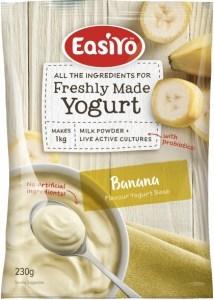 Easiyo Banana Yogurt 230g