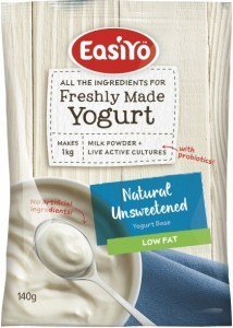 Natural Unsweetened Yogurt Low Fat