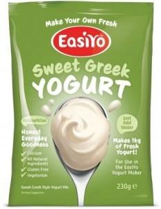 Easiyo Sweet Greek 230g
