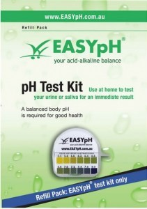 EASYpH Test Kit Refill