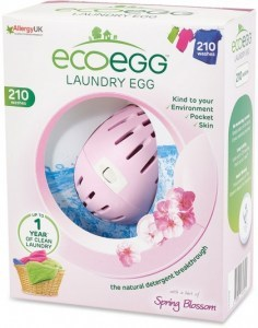 Ecoegg Laundry Egg 210 Washes Spring Blossom