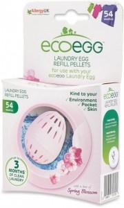 Ecoegg Laundry Egg Refill Pellets 54 Washes Spring Blossom