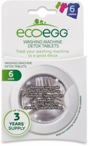 Ecoegg Washing Machine Detox Tablets 6 Pack