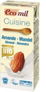 Ecomil Cuisine Almond  200mL