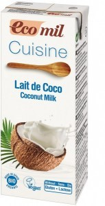 Ecomil Cuisine Coconut  200mL