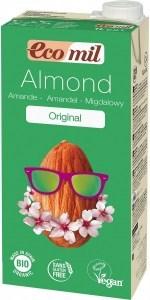 Ecomil Organic Almond Milk 1L