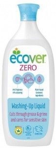 Ecover Dishwashing Liquid Zero 750ml