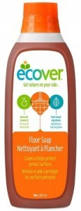 Ecover Floor Soap With Linseed Oil 1L