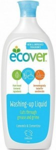 Ecover Washing-Up Liquid Camomile & Clementine 1L