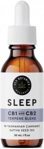 ECS Botanics Cannabis Sativa Terpene Blend - Sleep 30ml