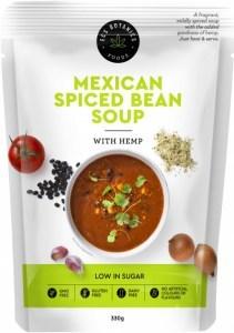 ECS Botanics Mexican Spiced Bean Soup with Hemp 330g