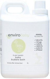 Enviro Baby Bubble Bath 2L