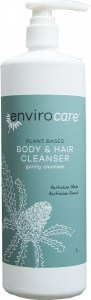Enviro Care Body & Hair Cleanser 1L