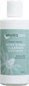 Enviro Care Body & Hair Cleanser 200ml