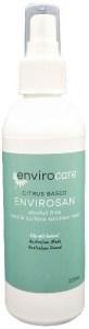 Envirocare Envirosan Hand & Surface Sanitiser Mist Citrus 200ml