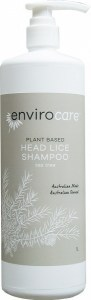 Enviro Care Head Lice Shampoo 1L