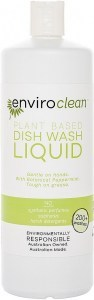 Enviro Clean Dish Wash Liquid 1L