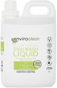 Enviro Clean Dish Wash Liquid 2L