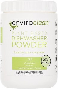 Enviro Clean Dishwasher Powder Super Concentrate 1Kg