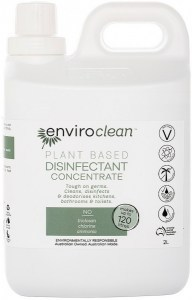 Enviro Clean Disinfectant Concentrate 2L