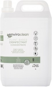 Enviro Clean Disinfectant Concentrate 5L