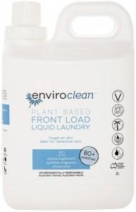 Enviro Clean Front Load Laundry Liquid 2L