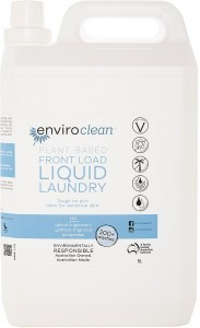 Enviro Clean Front Load Laundry Liquid 5L