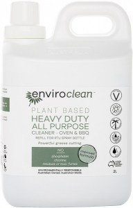 Enviro Clean Heavy Duty Cleaner (Oven & BBQ) 2L