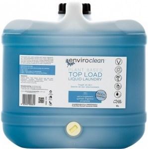 Enviro Clean Liquid Laundry Top Load 15L