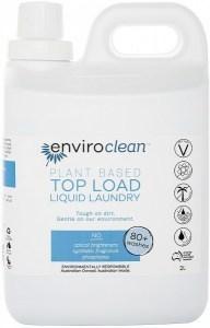 Enviro Clean Liquid Laundry Top Load 2L