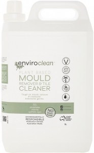 Enviro Clean Mould Remover & Tile Cleaner 5L