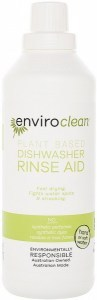 Enviro Clean Rinse Aid Concentrate 1L