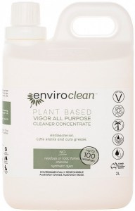 Enviro Clean Vigor All Purpose Cleaner 2L