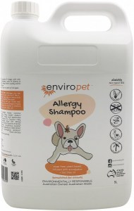Enviro Pet Allergy Shampoo 5L
