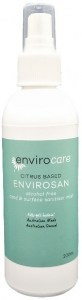 Enviro Sensitive Envirosan Mist Hand Sanitiser Fragrance Free 200ml
