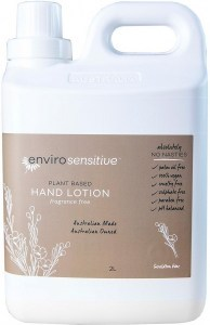 Enviro Sensitive Hand  Lotion 2L