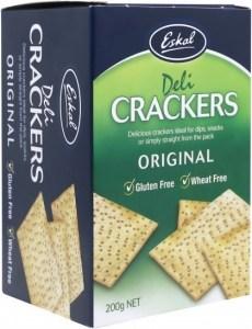 Eskal Deli Crackers 200g