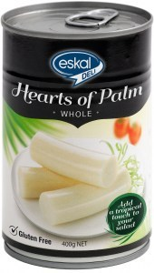 Eskal Deli Hearts of Palm Whole  400g Can