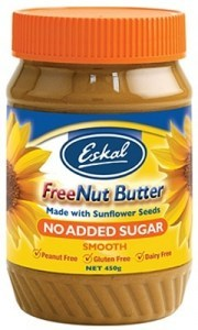 Eskal Freenut Butter Smooth (No Added Sugar) 450g