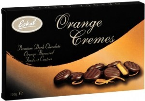 Eskal Gift Box Orange Cremes 150g