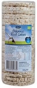 Eskal Organic Rice Cakes 150g