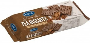 Eskal Tea Biscuits Chocolate  200g