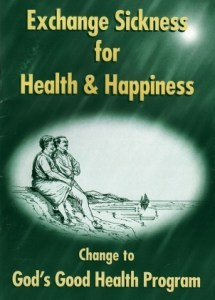 Exchange Sickness for Health & Happiness - J & J Scott