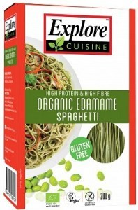 Explore Cuisine Organic Edamame Spaghetti 200g