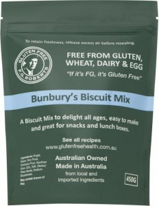 F.G Roberts Bunbury's Biscuit Mix  500g