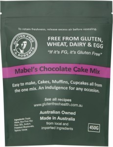 F.G Roberts Mabels Chocolate Cake Mix  450g