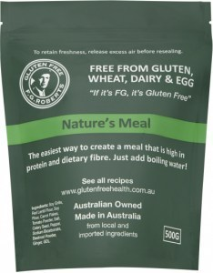F.G Roberts Natures Meal  500g